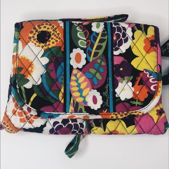 Vera Bradley Handbags - Vera Bradley Jewelry Bag